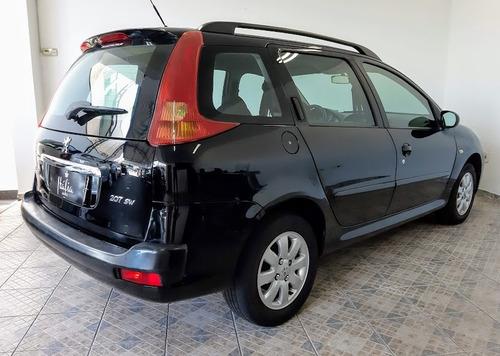 peugeot 207 sw 1.4 xr sport italia autos abaixo da tabela