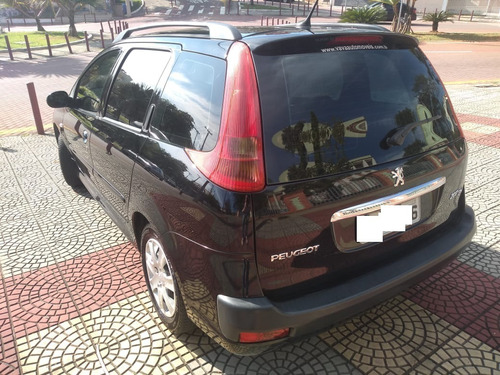peugeot 207 sw 2011 autom. impecável