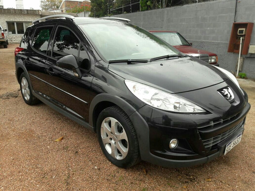 peugeot 207 sw cross, extra full, automatica, techo cristal,