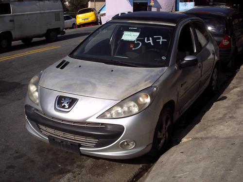peugeot 207 vendido em partes mecânica frente traseira porta