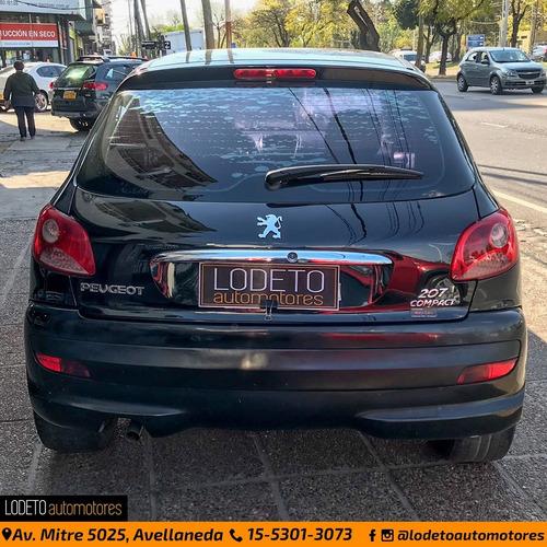 peugeot 207 xr 1.4 active 2010 anticipo/financiacion/permuta