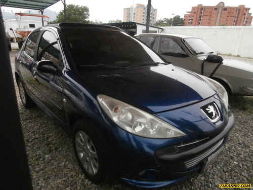 peugeot 207 xr compact - sincronico