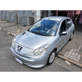 Peugeot 207 Xr Flex 1.4 2012 4p