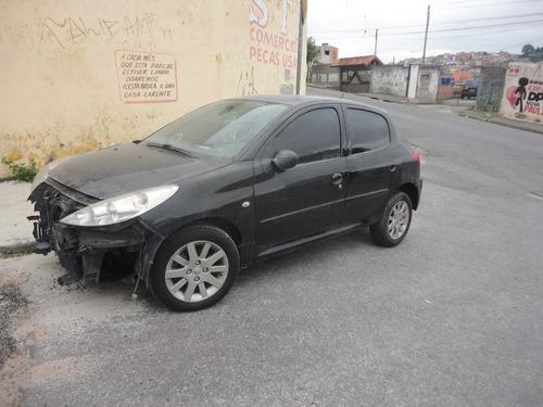 peugeot 207 xs 1.6 16v 2011 automatico (((((((((sucata )))))