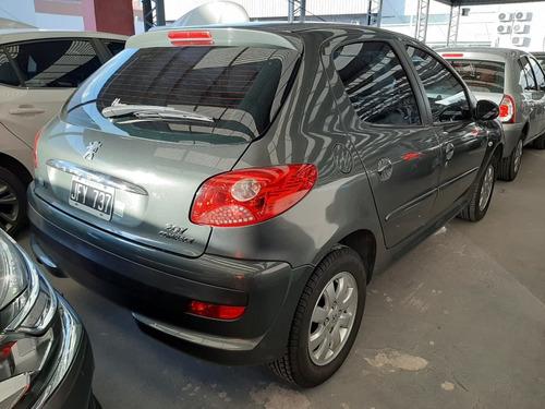 peugeot 207 xs 5 puertas 1.4 n 2010 jfy