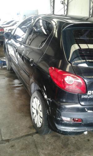 peugeot 207 xs compac 1.9 diesel 5 puertas 2010