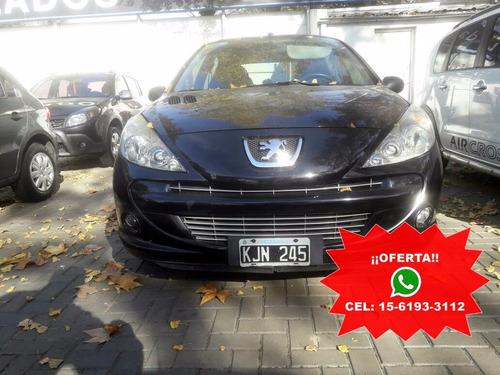 peugeot 207 xs hdi 5 ptas. darc autos usados garantizados