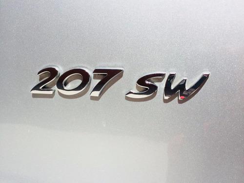 peugeot 207 xs sw 1.6 2012