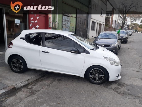 peugeot 208 1.0 masautos 2013 impecable!