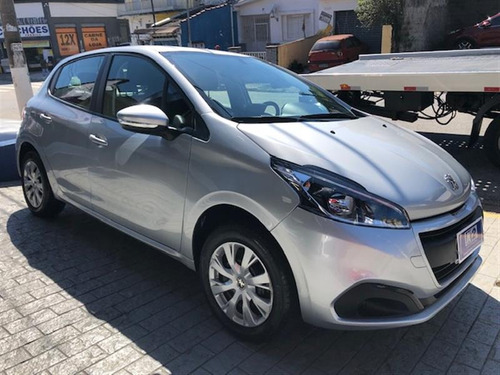 peugeot 208 1.2 active 12v flex 4p manual 2017/2018