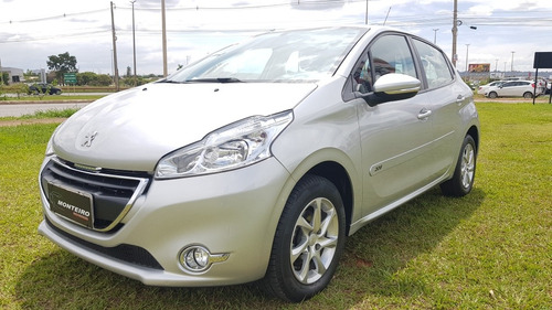 peugeot 208 1.5 2016 central midia - monteiro multimarcas