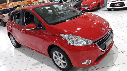 peugeot 208 1.5 active pack 8v 2015 top