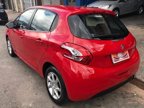 peugeot 208 1.5 active pack 8v flex 4p manual
