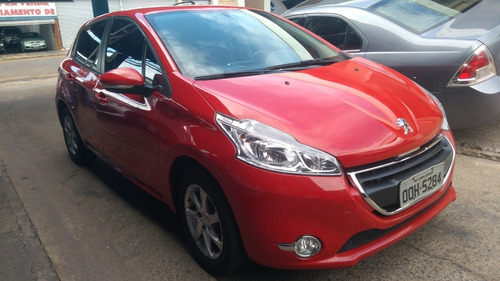 peugeot 208 1.5 active pack flex 5p 2014