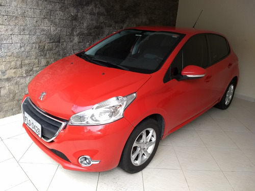 peugeot 208 1.5 active pack flex 5p