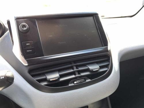 peugeot 208 1.5 allure touchscreen 2015
