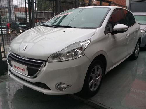 peugeot 208 1.5 allure touchscreen 2016 usados