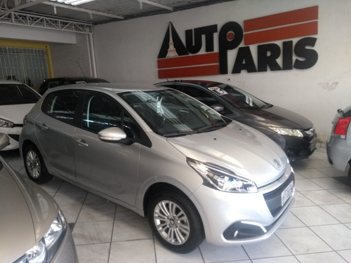 peugeot 208 1.6 16v active pack flex aut. 5p