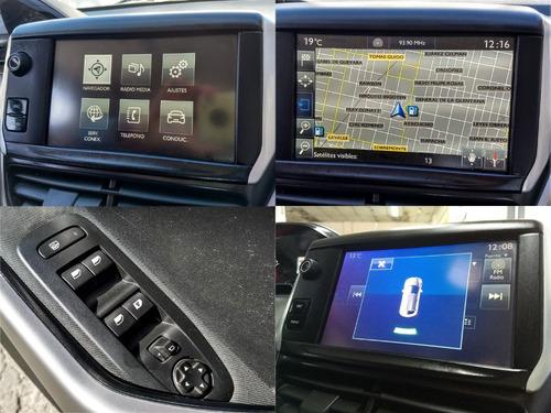 peugeot 208 1.6 5p allure touchscreen 2017