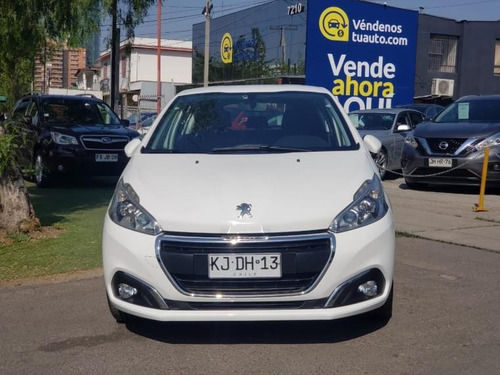 peugeot 208 1.6 active pack ii blue hdi 100hp 2018