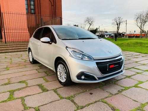 peugeot 208 1.6 allure 2018 (( gl motors )) financiamos!