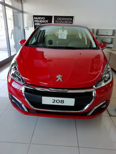 peugeot 208 1.6 allure - ultimas unidades disponibles