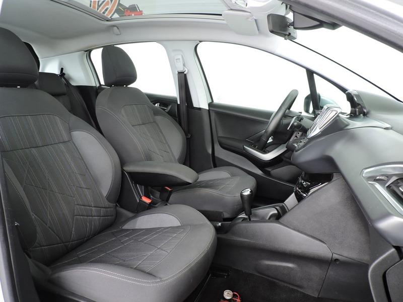peugeot 208 1.6 griffe 16v flex 4p automático 2015