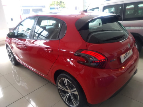 peugeot 208 1.6 gt thp excelente deportivo