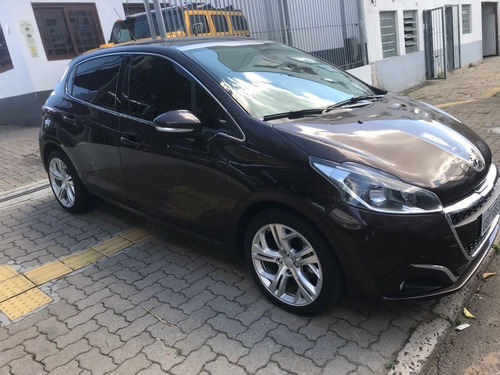 peugeot 208 1.6 urban tech 16v flex aut. 5p