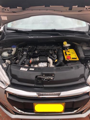 peugeot 208 1.600 turbo diesel 2017