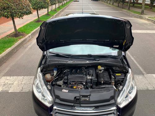 peugeot 208 2014 motor 1.2 vti frances 100%