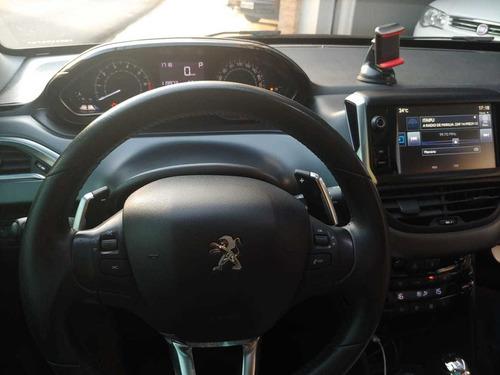 peugeot 208 - 2015 / 2016 1.6 griffe 16v flex 4p automático