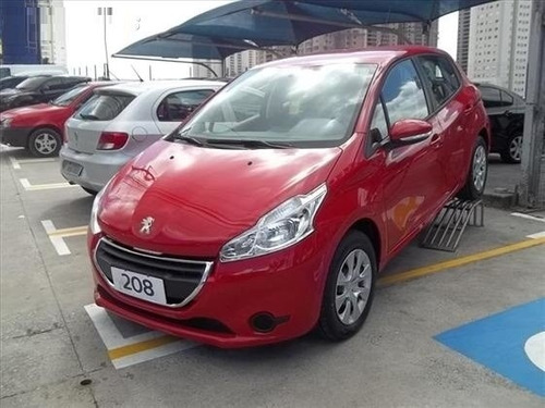 peugeot 208 active 1.2 manual completo 0km2018