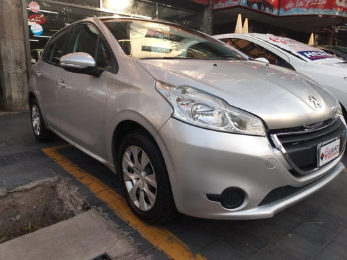 peugeot 208 active 1,5. año 2015.unica mano