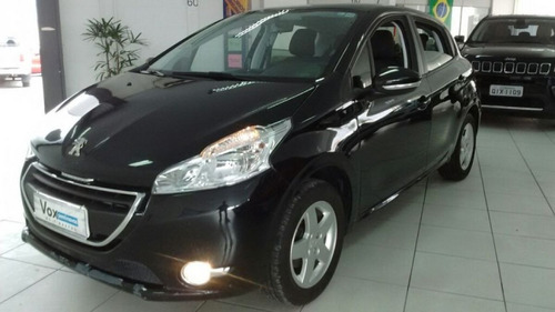 peugeot 208 active pack 1.5 8v flex 2014/2014 8942