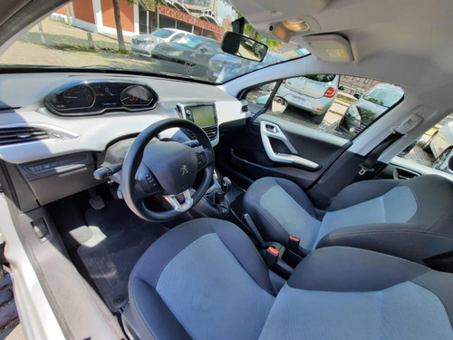 peugeot 208 allure 1.5 touch