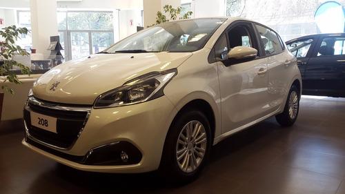 peugeot 208 allure 1.6 automatico naf 5 puertas 0km 2017 gps
