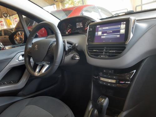 peugeot 208 allure 1.6 flex 16v automático sem entrada