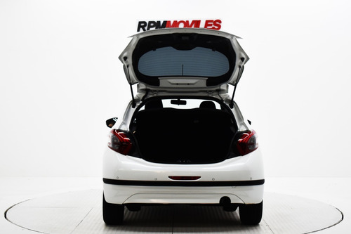 peugeot 208 allure 1.6 mt nav 5p 2019 rpm moviles