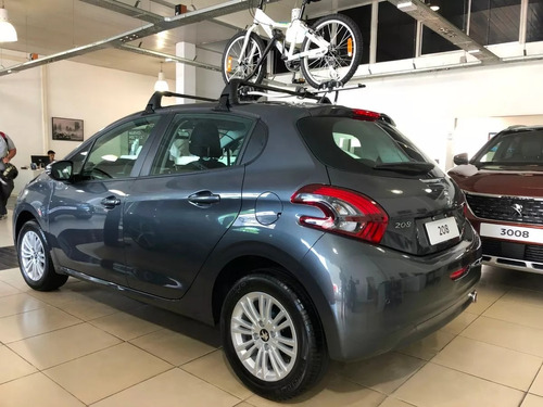 peugeot 208 allure 1.6 nafta 0km 2020 plan adjudicado