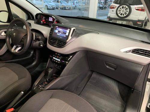 peugeot 208 allure automático 2017