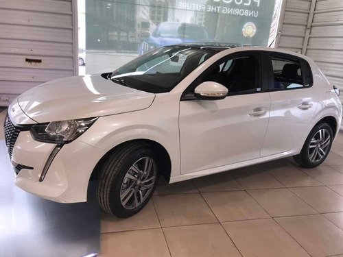 peugeot 208 allure manual 1.6 nafta