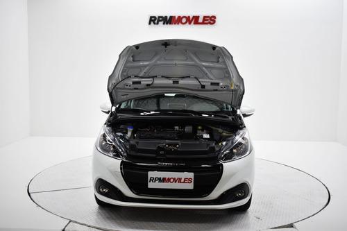 peugeot 208 allure nav 2020 rpm moviles