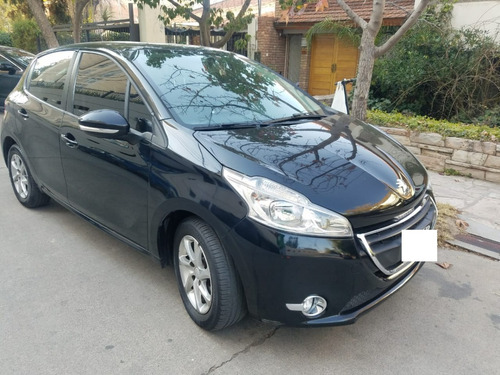 peugeot 208 allure touchscreen 2013 todos los services