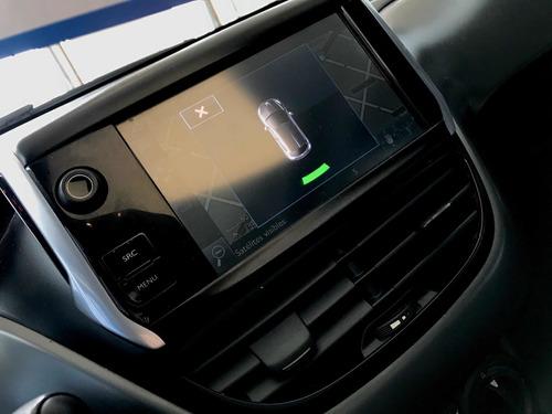 peugeot 208 allure touchscreen c/gnc full-full , anticipo $