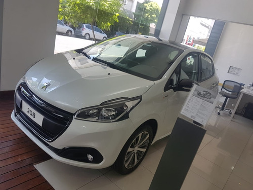 peugeot 208 feline 1.6 manual 0 km oportunidad!!!l