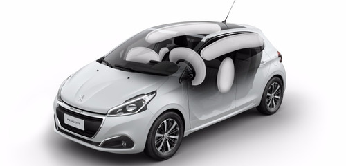 peugeot 208 feline 1.6 n oportunidad financiado tna 0% (jm)