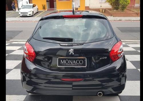 peugeot 208 grif 1.6 automatico monaco automoveis