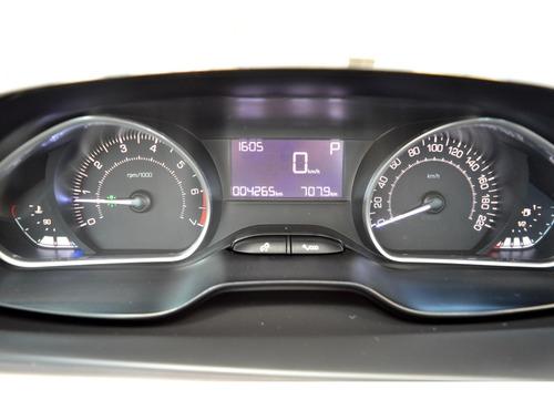peugeot 208 griffe 1.6 automático   apenas 4.260kms