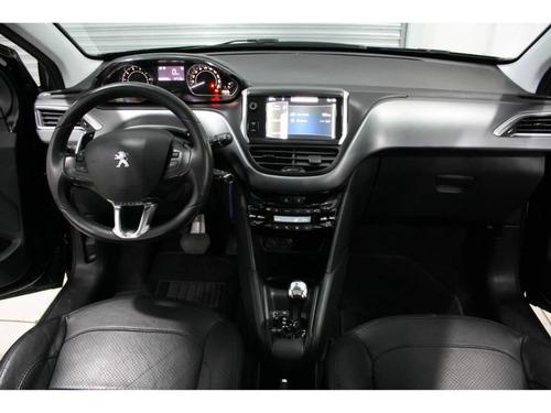 peugeot 208 griffe 1.6 flex 16v 5p aut. ** ipva 2019 pago /
